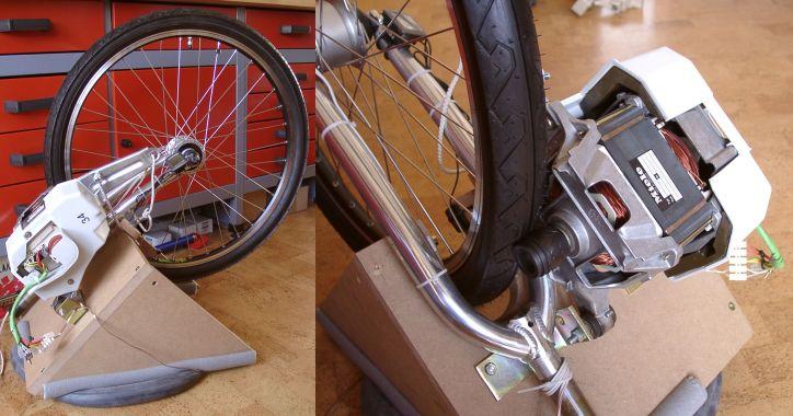 Бесконтактное динамо для велосипеда своими руками